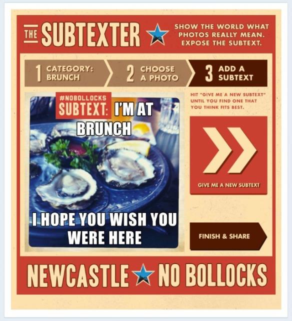 NoBollocks_Subtexter