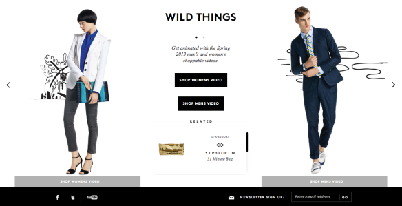 Barneys Wild Things