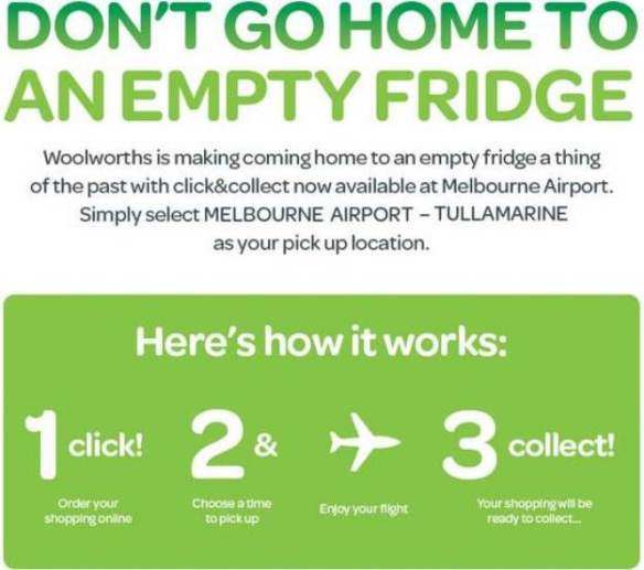 Woolworths-clickcollect-Melbourne-Airport