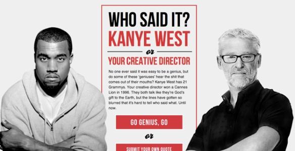 Kanye-game